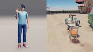 Is this the future of VR? Social interaction in a virtual socially distanced world photo 7